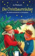 Die Christbaumräuber; Ein Weihnachtskrimi in 24 Kapiteln   ; Ill. v. Althaus, Lisa; Deutsch;