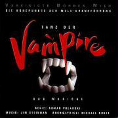 Tanz der Vampire. CD