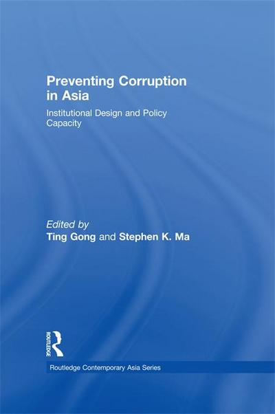Preventing Corruption in Asia