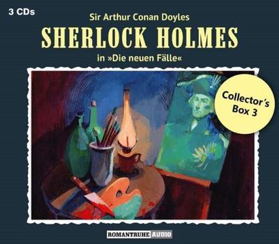 Sherlock Holmes - Die Neuen Fälle: Collector's Box 3