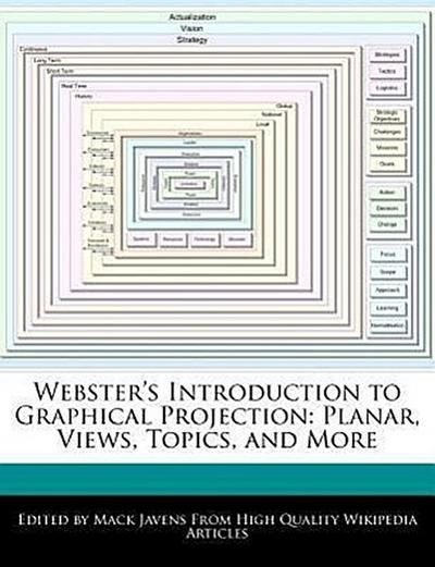 Webster's Introduction to Graphical Projection: Planar, Views, Topics, and More