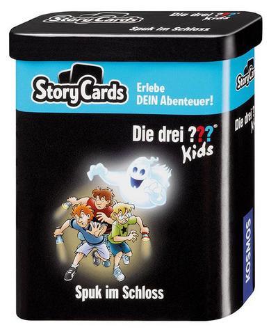 Die drei ??? Storycards - Spuk im Schloss (drei Fragezeichen)