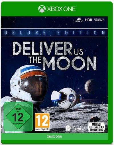 Deliver Us The Moon Deluxe (XBox ONE)
