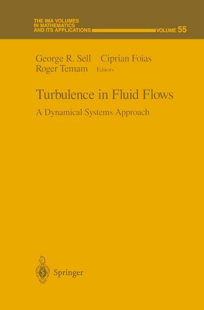 Turbulence in Fluid Flows