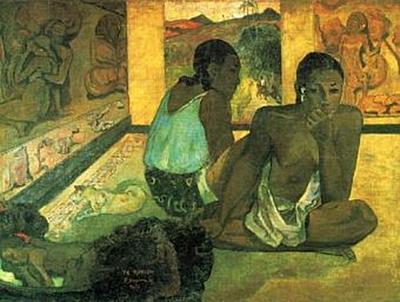 Paul Gauguin - Der Traum (Te rerioa) - 100 Teile (Puzzle)