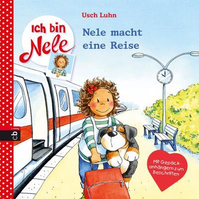 Ich bin Nele - Nele macht eine Reise; Band 3   ; Ill. v. Sturm, Carola; Deutsch; it fbg. Illustrationen und