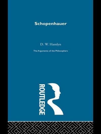Schopenhauer  - Arg Phil