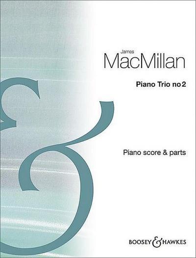 Trio no.2for violin, cello and piano