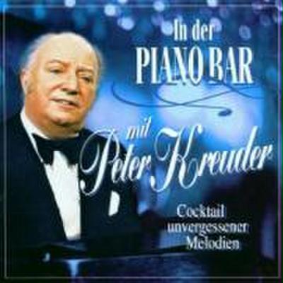 In Der Pianobar Mit Peter Kreu