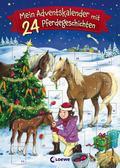 Mein Adventskalender mit 24 Pferdegeschichten ...