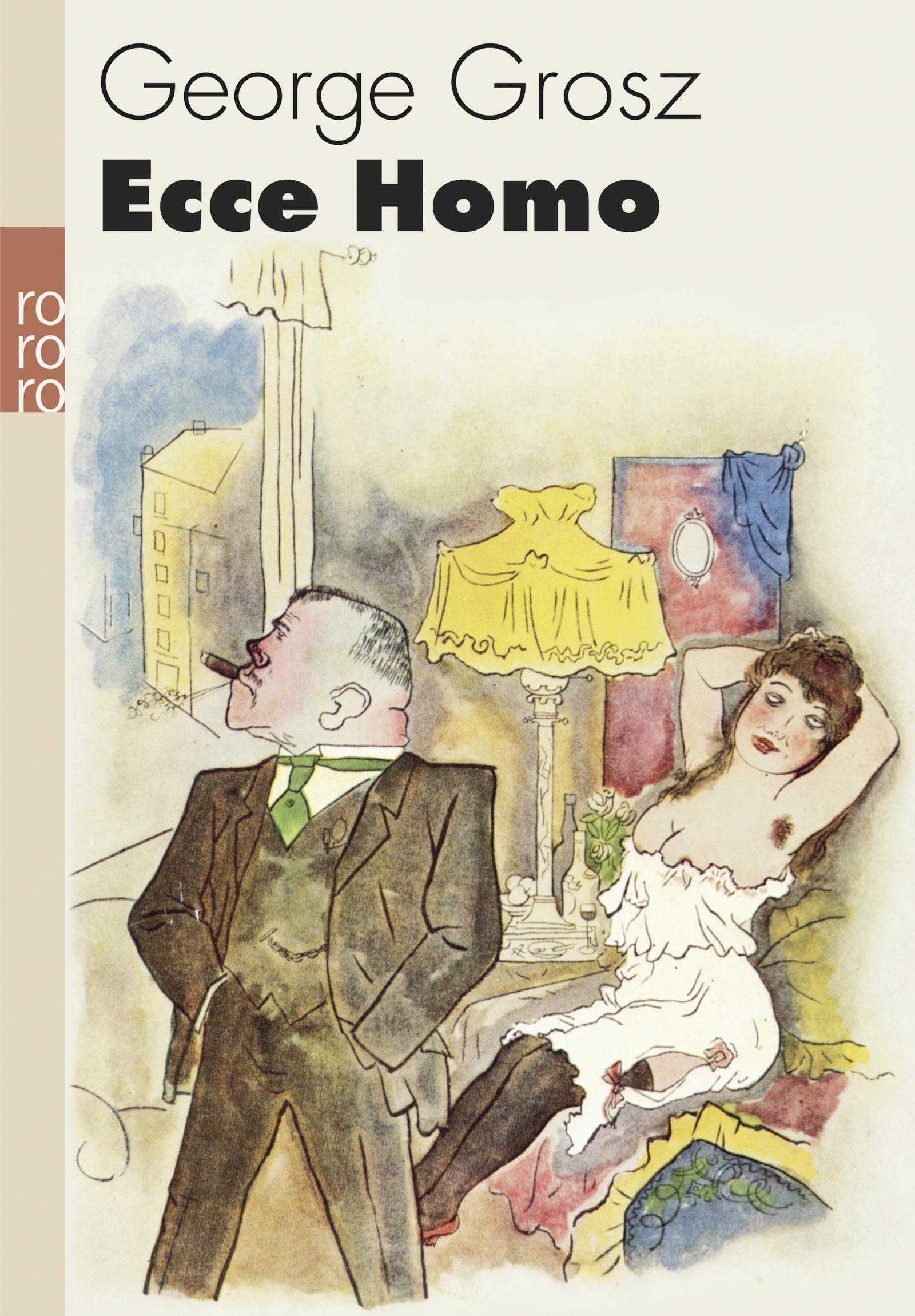 Ecce Homo, George Grosz