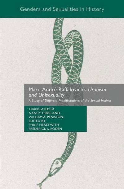 Marc-André Raffalovich's Uranism and Unisexuality
