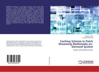 Caching Scheme in Patch Streaming Multimedia on-Demand System