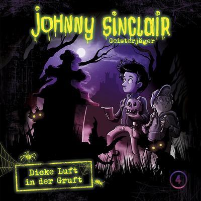 Johnny Sinclair 04: Dicke Luft in der Gruft (Teil 1 von 3)