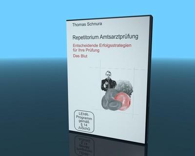 Repetitorium Amtsarztprüfung, Das Blut, DVD