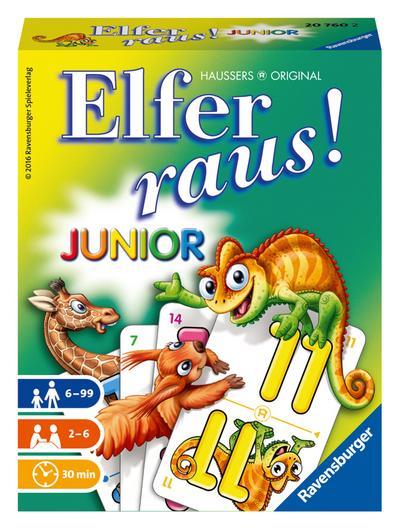 Elfer raus!, Junior (Kinderspiel)