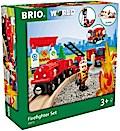 BRIO Bahn Feuerwehr Set TV Artikel