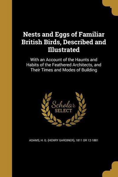 NESTS & EGGS OF FAMILIAR BRITI