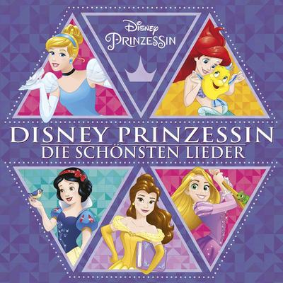 Disney Prinzessin-Die Schönsten Lieder