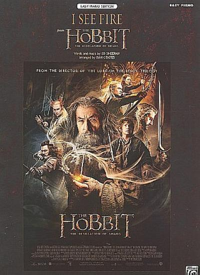 """I See Fire (from """"The Hobbit: The Desolation of Smaug"""")"""