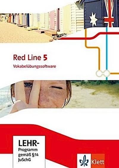 Red Line 5. Vokabelübungssoftware Klasse 9