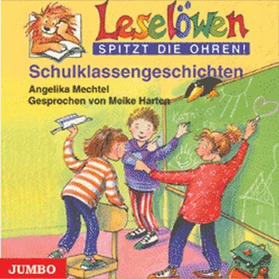 Schulklasssengeschichten, 1 Cassette