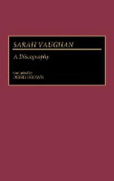 Sarah Vaughan: A Discography