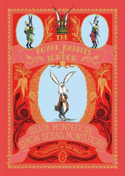 The Royal Rabbits of London: Escape from the Tower (Royal Rabbits of London 2) - Simon  &  Schuster UK - Gebundene Ausgabe, Englisch, Simon Sebag Montefiore, Santa Montefiore, Escape from the Tower, Escape from the Tower