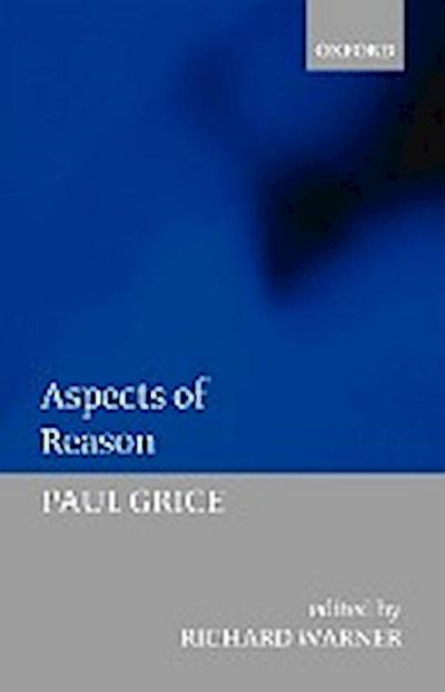 Aspects of Reason