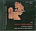 Das Neue Testament nach den ältesten griechischen Handschriften, 1 CD-ROM