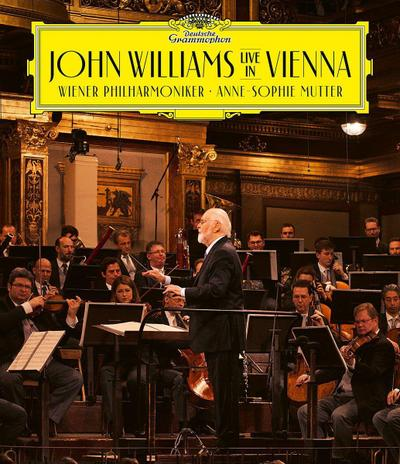 John Williams - Live in Vienna, 1 Blu-ray