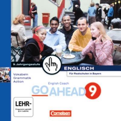 English Coach Multimedia. Go Ahead 9. CD-ROM ab Windows 95