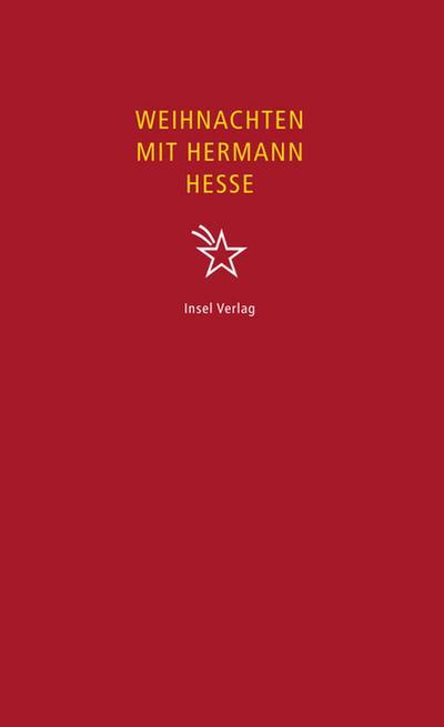 Weihnachten mit Hermann Hesse (insel taschenbuch)
