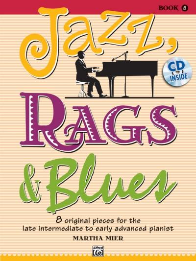 JAZZ RAGS & BLUES 5