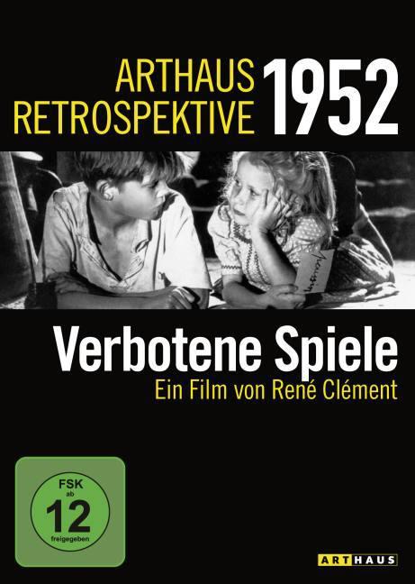 Verbotene Spiele. Arthaus Retrospektive Brigitte Fossey