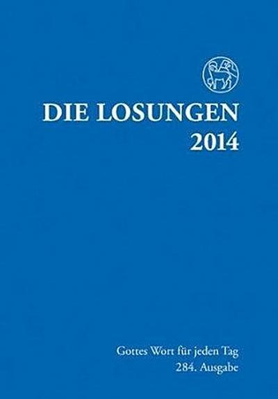 Die Losungen 2014. Deutschland / Die Losungen 2014: Normalausgabe