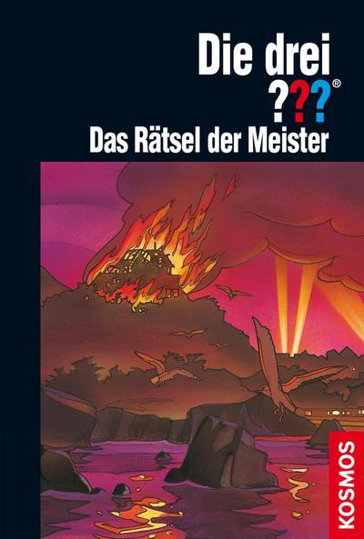 Die drei ??? Feuermond Teil 1: Das Rätsel der Meister (drei Fragezeichen)