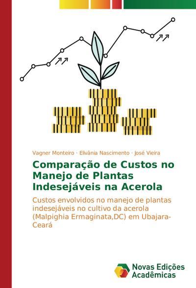 Comparação de Custos no Manejo de Plantas Indesejáveis na Acerola