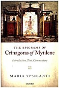 The Epigrams of Crinagoras of Mytilene