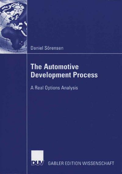 The Automotive Development Process