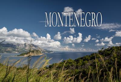 Bildband Montenegro