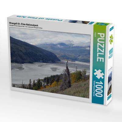 Wrangell-St.-Elias-Nationalpark (Puzzle)