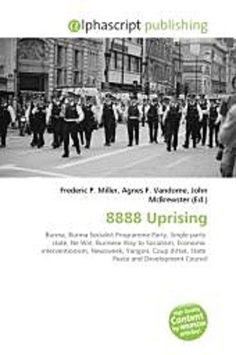 8888 Uprising - Frederic P. Miller -  9786130247294