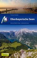 Oberbayerische Seen Reiseführer Michael Müller Verlag: Individuell reisen mit vielen praktischen Tipps.