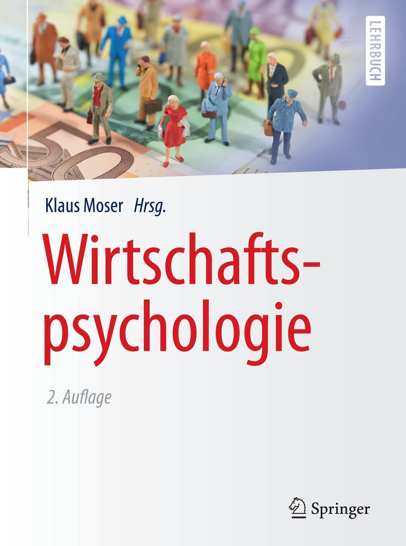 Wirtschaftspsychologie Klaus Moser