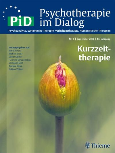 Psychotherapie im Dialog (PiD) Kurzzeittherapie