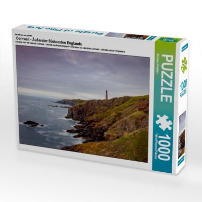 Ein Motiv aus dem Kalender Cornwall - Äußerster Südwesten Englands (Puzzle)