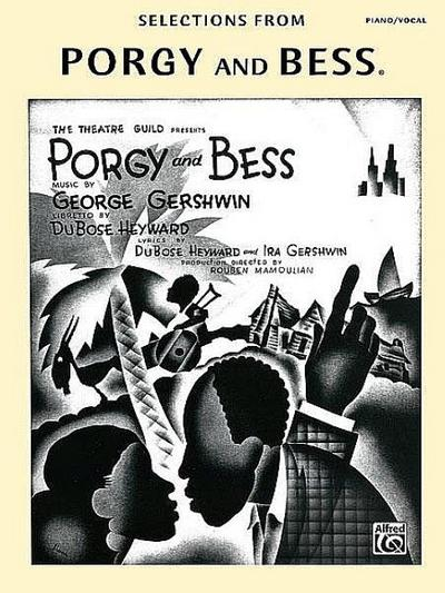 Porgy and Bess vocal selection
