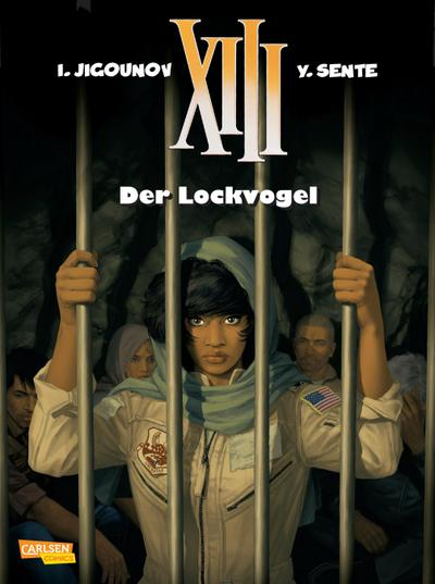 XIII Band 21. Der Lockvogel
