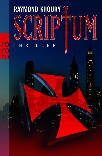 Scriptum . Thriller.